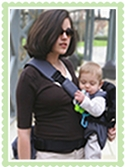 The Babykeeper Hip Carrier